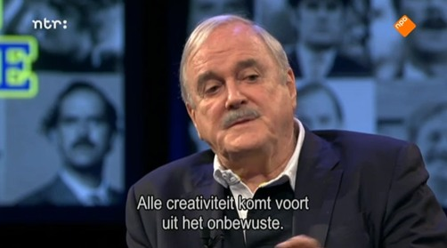 150104_John Cleese on creativity